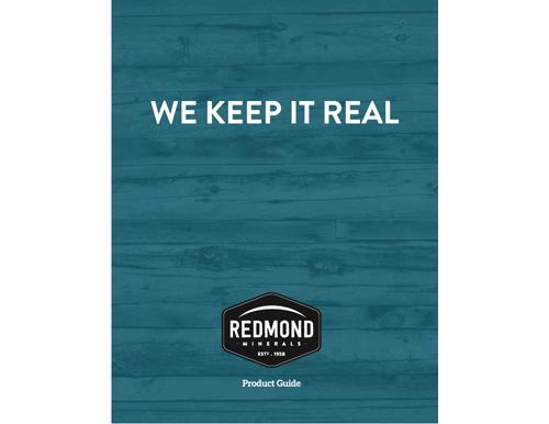 Redmond Minerals Catalog