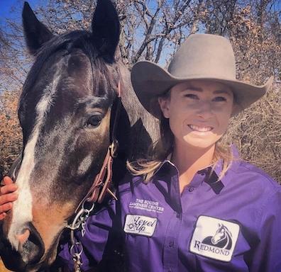 Aimee Williams, Flying A Barrel Horses